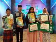 3 Siswa MTs Ummusshabri Jadi Jawara Dai Remaja TVRI