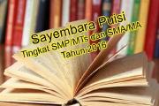 Ikuti Sayembara Cipta Puisi, MTs Pesri Boyong Piala