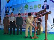 """Walikota Kendari Launching Program """"Kemenag Bersahaja"""""""